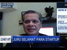 Pandemi Jadi Masa 'Sharing The Pain'  Investor-Startup
