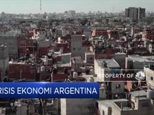 Bank Dunia Proyeksi Argentina Diguncang Resesi Ekonomi