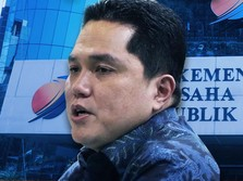 Rapat Tertutup dengan DPR, Erick Ajukan PMN Rp 70 T