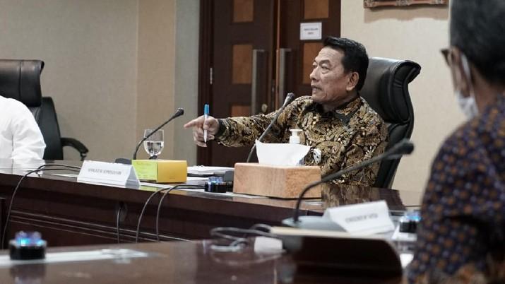 Kepala Kantor Staf Kepresidenan Moeldoko (Dok. Istimewa)