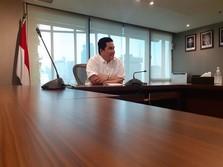 Nicke Jadi Dirut, Erick: Target 2 Anak Usaha Pertamina IPO
