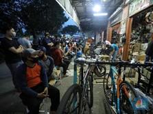 Penampakan Ramai-ramai Warga Beli Sepeda Saat Pandemi
