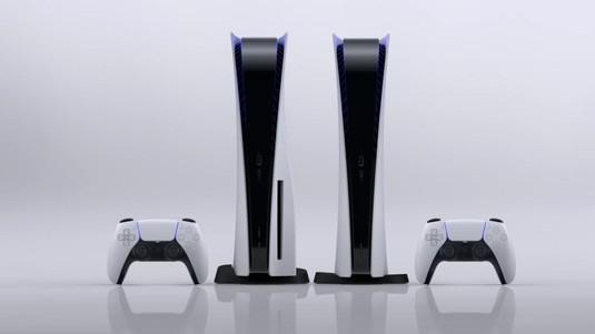 Ini Dia Penampakan PS 5 Anyar, Harga 10 Jutaan?