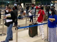 Penumpang di Bandara-bandara RI 'Meledak', Pertanda Apa Ini?