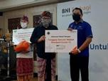 Lawan Corona, BNI Berbagi 4.000 Paket Pangan Buat Warga Bali