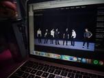 Viral Demo Mahasiswa Tolak Omnibus Law Pakai Lagu BTS, Bener?