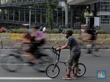 Tiba-Tiba Orang Ramai-Ramai Beli Sepeda Kala Corona, Ada Apa?