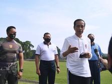 Kabar Gembira! Jokowi Siapkan Subsidi Bunga UMKM Rp 35,2 T