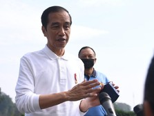 Winter is Coming, Jokowi: Tekanan Ekonomi Sangat Dahsyat!