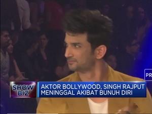 Aktor India Sushant Singh Rajput Tutup Usia
