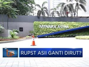 Astra Internasional akan RUPST, Ada Pergantian Dirut?