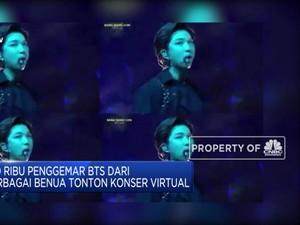 Dear Army, BTS Gelar Konser Virtual Pertama di Tengah Pandemi