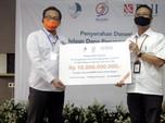 Lawan Corona, Pegawai BNI Galang Donasi Rp 10 M dari Uang THR
