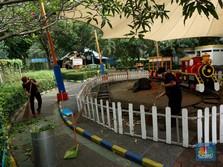 Covid Masih Tinggi Anies Buka Lagi Hotel & Taman Rekreasi Cs