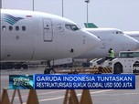 Garuda Indonesia Tuntaskan Resturkturisasi Sukuk Global