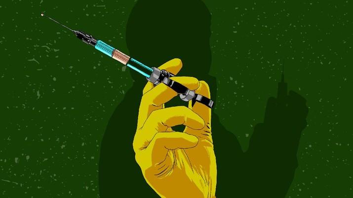 Infografis: Apakah Vaksin Corona Sudah Ditemukan? Ini Updatenya!