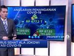 Jurus Sehat Ala Jokowi Atasi Covid-19