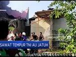 Pesawat Tempur TNI AU Jatuh di Kampar, Riau