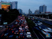 Menhub: Jakarta Kota Termacet di Asia, Kerugian Rp 65 T/Tahun