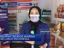 Kios Warga, Program Kewirausahaan Bagi ASN dari BRI-Taspen
