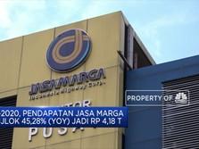 Laba Bersih Jasa Marga Tumbuh Tipis pada Q1-2020