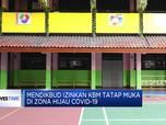 Mendikbud Restui Sekolah Tatap Muka untuk Zona Hijau Corona