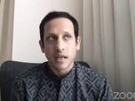 Pengakuan Nadiem: Belajar Jarak Jauh Bukan Kebijakan Kami