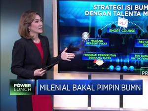 Milenial Bakal Pimpin BUMN