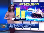 Neraca Dagang Surplus Tapi Bukan Nilai Plus
