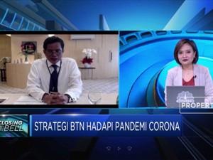 Pahala Mansury: Rasio Pencadangan BBTN Sudah Mencapai 105%