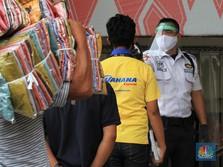 Tak Pakai Masker di DKI Kena Rp250 Ribu, Total Denda Rp1,3 M