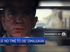 Peluncuran Film 'No Time To Die' Dimajukan