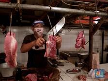 Waduh! Ribuan Pedagang Daging Sapi Gulung Tikar, Kenapa?