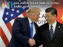 Ada Angin Segar, AS-China Bakal 'Kopi Darat'