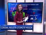 Corona, Industri Otomotif Mogok