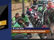 Dompet Negara Kempis Imbas Corona Hingga Grab PHK 360 Pegawai