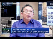 Ekspor-Impor Terimbas Covid, LPEI Beri Relaksasi Pada Debitur