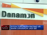Fitch Turunkan Rating VR Bank Danamon Jadi BB