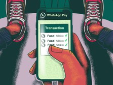 WhatsApp Pay Pembayaran Digital Ilegal!