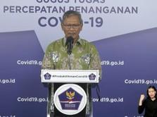1,5 Juta Orang Indonesia Dapat Vaksin Covid Mulai Bulan Depan