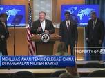 Menlu AS akan Temui Delegasi China di Pangkalan Militer