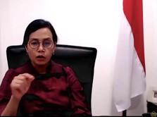 Sri Mulyani Jelaskan Anggaran Ibu Kota Baru di APBN 2021
