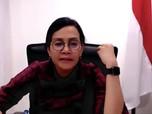 Rilis Buku, Sri Mulyani Curhat Sulitnya Jadi Menteri Keuangan