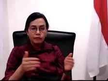 Bikin Saham Bank Naik, Sri Mulyani Bakal Parkir Uang Negara