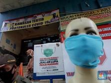 Pak Jokowi Tolong, Kasus Positif Covid-19 Melonjak 2x Lipat