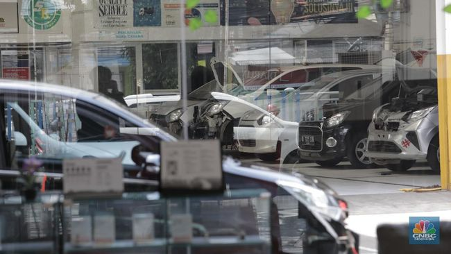 ASII Penjualan Mobil 2020 Turun Drastis, Saham ASII Ambles