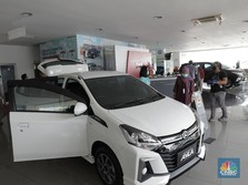 Nafas Industri Mobil Tergantung Keringanan Pajak & Listrik