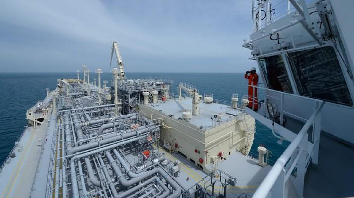 PGN Luncurkan Sapta Program Gasifikasi Nasional (Dok. PGN)