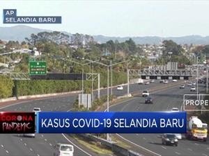 Selandia Baru Laporkan Kasus Baru Covid-19