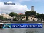 Singapura Akan Membuka Kembali Kegiatan Bisnis 19 Juni